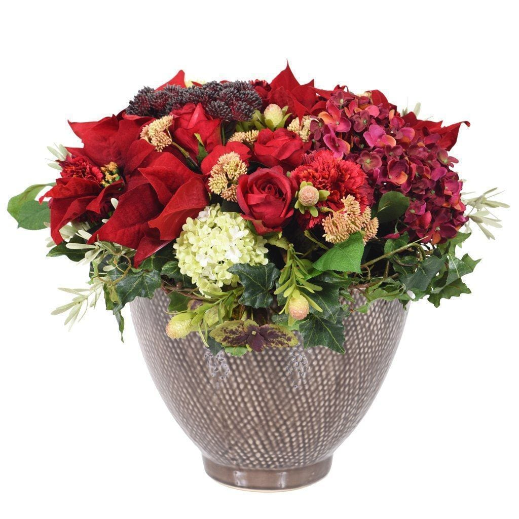 Red Christmas Bouquet