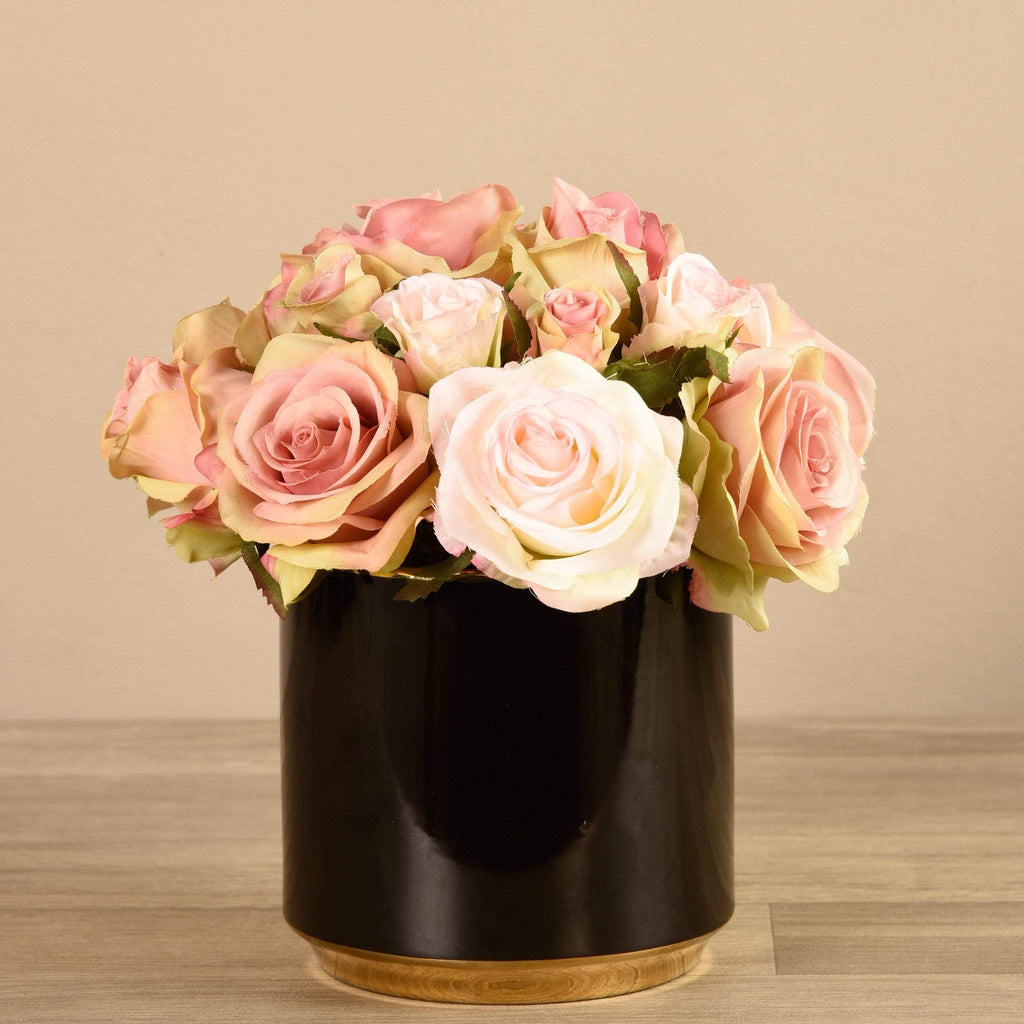 Rose Arrangement Bloomr Artificial Flowers & Artificial Trees