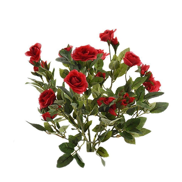 a heap of red rose