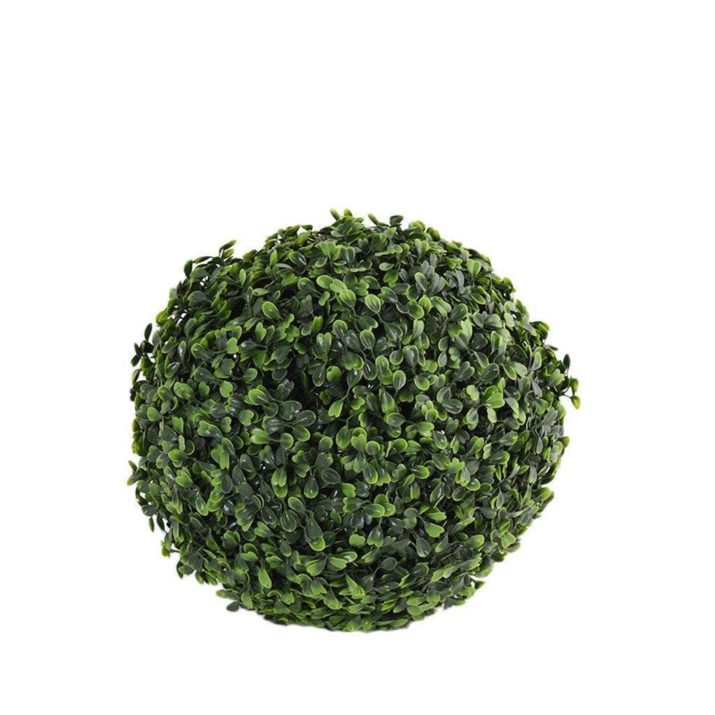 Boxwood Ball Bloomr Home Artificial Flowers and Trees