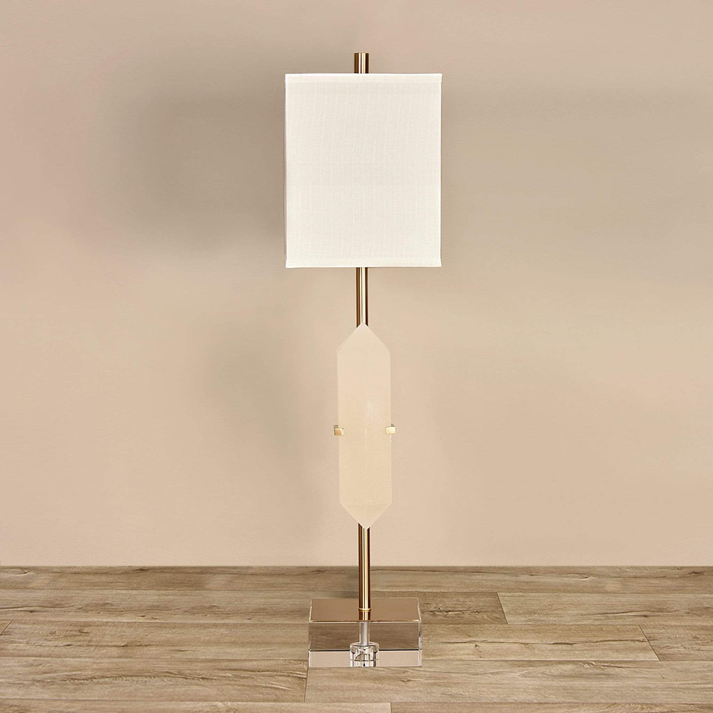 Quartz Table Lamp - Bloomr