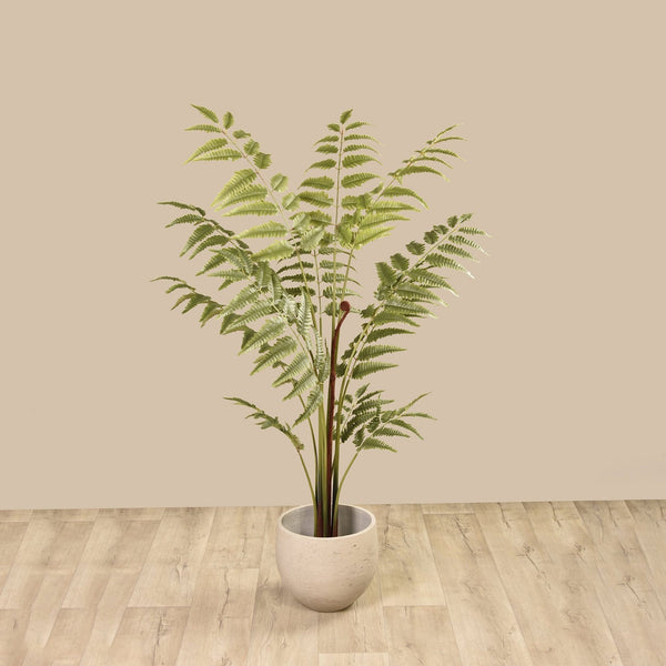 Artificial Leatherleaf Fern Bloomr Artificial Flowers & Artificial Trees