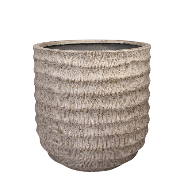 Round Ficonstone Tree Pot - Large Bloomr Artificial Flowers & Artificial Trees