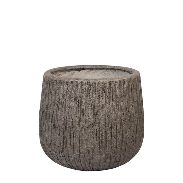 Round Ficonstone Tree Pot - Small