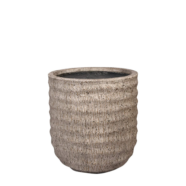 Round Ficonstone pot - Small