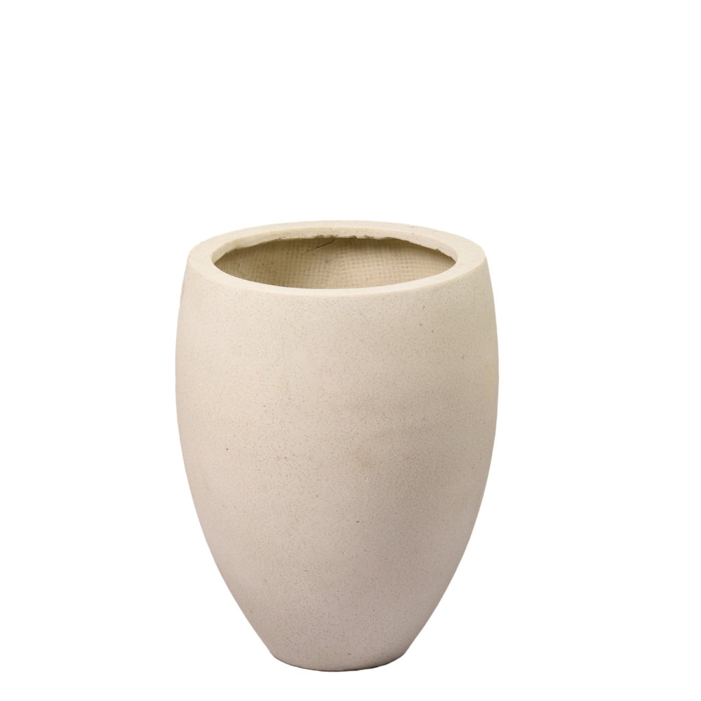 Small Round Ficonstone Tree Pot - Bloomr
