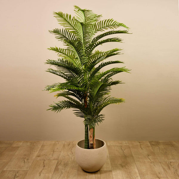 Artificial Exotic Areca Palm Tree Bloomr Artificial Flowers & Artificial Trees