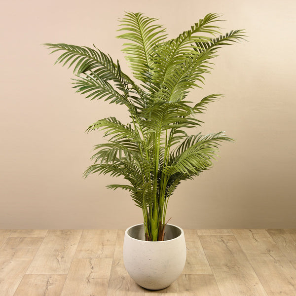 Leafy Artificial Areca Palm Tree Bloomr Artificial Flowers & Artificial Trees