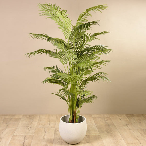 Artificial Leafy Areca Palm Tree Bloomr Artificial Flowers & Artificial Trees