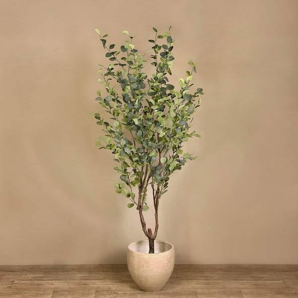 Artificial Eucalyptus Tree - Bloomr