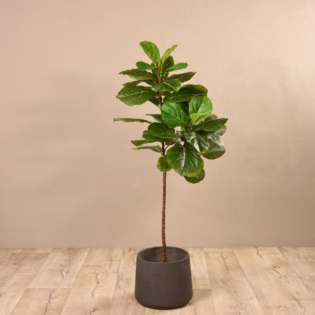 Artificial Fiddle Leaf Tree Bloomr Artificial Flowers & Artificial Trees