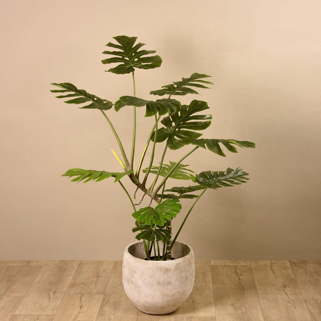 Artificial Monstera Plant Bloomr Artificial Flowers & Artificial Trees