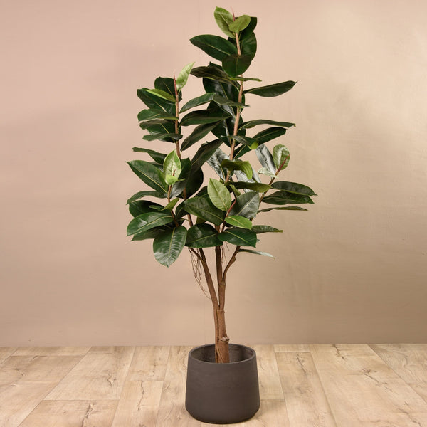 Rubber Plant Large Bloomr Artificial Flowers & Artificial Trees