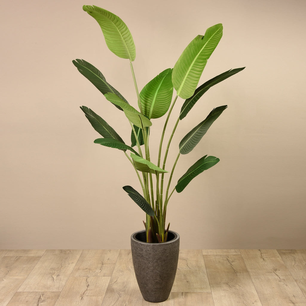 Strelitzia Palm Bloomr Artificial Flowers & Artificial Trees