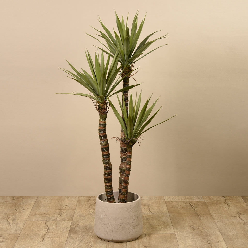 Yucca Plant Bloomr Artificial Flowers & Artificial Trees