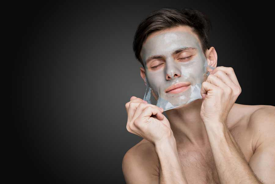 Best Face Scrub for Men with Acne or Sensitive Skin