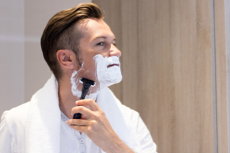 Should You Exfoliate Before or After Shaving? Here's What You Should Know