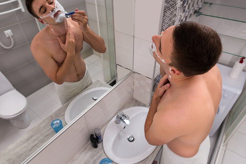 A Simple AM and PM Skincare Routine for Men
