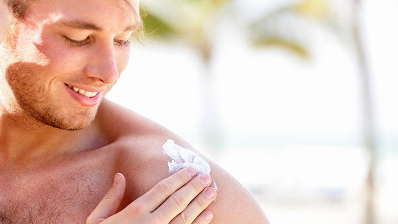 Suns Out Guns Out – A Man's Guide to Sunscreen