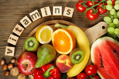 vitamins in fruits image