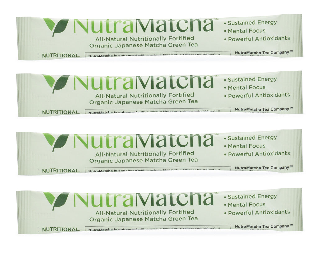 NutraMatcha Stickpacks (free offer)