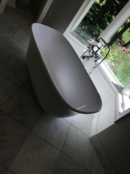 freestanding tub, marble luxury bathroom, victoria albert tub