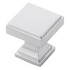 Belwith Keeler 1-1/8 Brownstone Knob - Briddick Tile + Stone