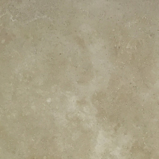 Cream Travertine 4x4 Honed and Filled - Briddick Tile + Stone