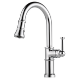 ARTESSO® SINGLE HANDLE PULL-DOWN KITCHEN FAUCET - Briddick Tile + Stone