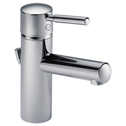 QUIESSENCE® SINGLE HANDLE SINGLE HOLE LAVATORY FAUCET - Briddick Tile + Stone