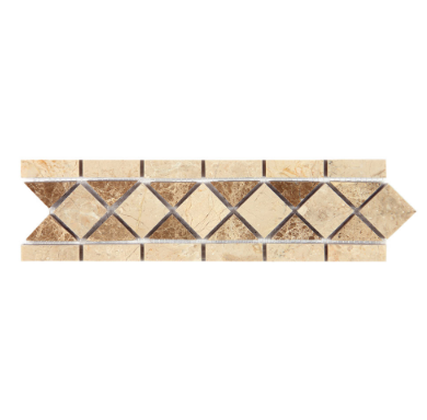 VALDI AND BILTMOORE BASKET LISTELLO - Briddick Tile + Stone