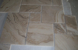 VALANTINE MARBLE CHISELED FRENCH PATTERN 8*8/8*16/16*16/16*24 - Briddick Tile + Stone