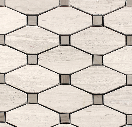 AUDEN DIAMOND GREY OAK + GREY POLISHED - Briddick Tile + Stone