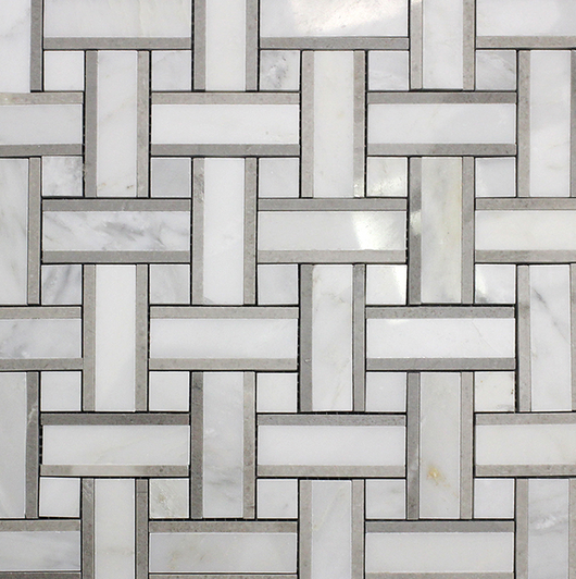 HAZEL VALDI + GREY POLISHED - Briddick Tile + Stone