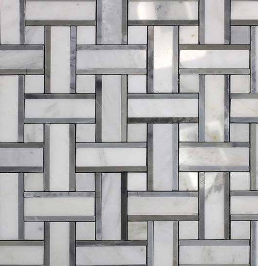 HAZEL VALDI + AZURE POLISHED - Briddick Tile + Stone