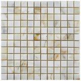 "1X1"" AFYON SUGAR MARBLE POLISHED - Briddick Tile + Stone"