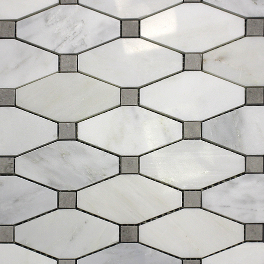 AUDEN DIAMOND VALDI AND GRAY POLISHED - Briddick Tile + Stone