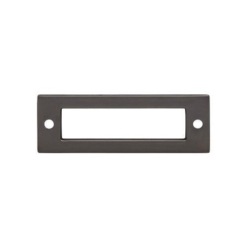 TOP KNOBS HOLLIN BACKPLATE 3 INCH TK923 - Briddick Tile + Stone