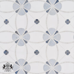 HIGHLINE MOSAIC CROCUS - Briddick Tile + Stone