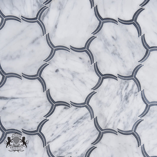 HIGHLINE MOSAIC SAGE - Briddick Tile + Stone
