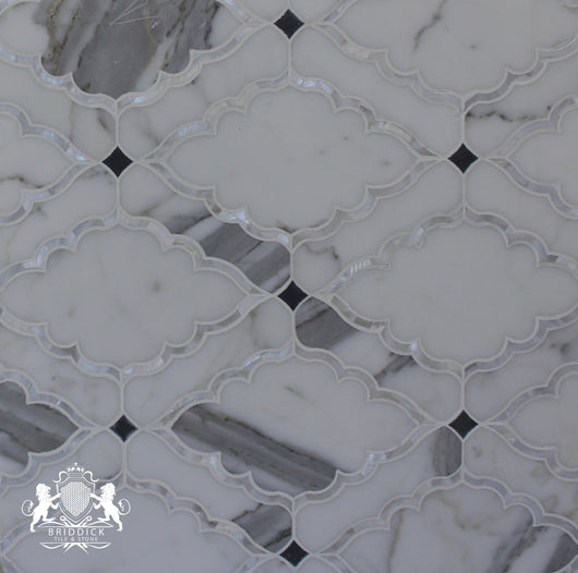 CALACATTA GOLD AND PEARL SIGNATURE POLISHED - Briddick Tile + Stone