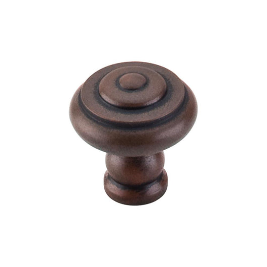 Top Knobs Step Knob 1 1/8 Inch - Briddick Tile + Stone