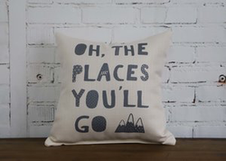 PLACES PILLOW