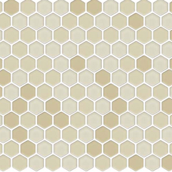 Almond/tan mix Hex 1