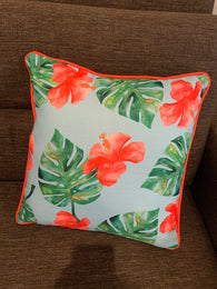 Tropical Pillow - Briddick Tile + Stone