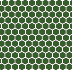 Bold Green Hex 1