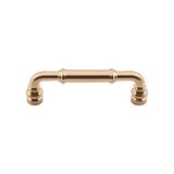 BRIXTON  Top Knobs TK883 BRIXTON PULL 3 3/4 INCH (C-C) - Briddick Tile + Stone