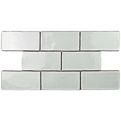 Antic Special Milk 3 in. x 6 in. Ceramic Wall Tile (1 sq. ft. / pack) - sold by the square foot - Briddick Tile + Stone