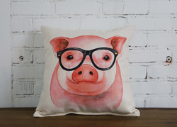 SILLY PIG PILLOW - NO PIPING