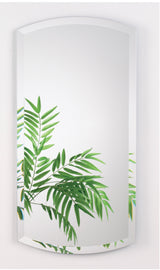"30"" x 15 1/8"" Arched Mirror by Alno, Inc. ""Creations"" - FREE SHIPPING! - Briddick Tile + Stone"